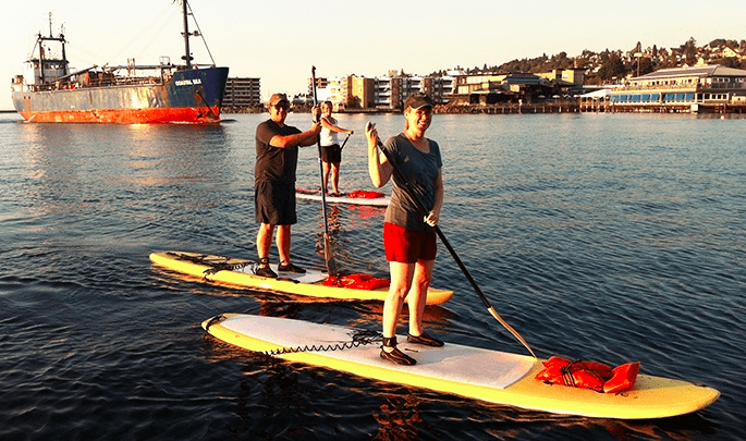 Surf Ballard Paddleboard rentals
