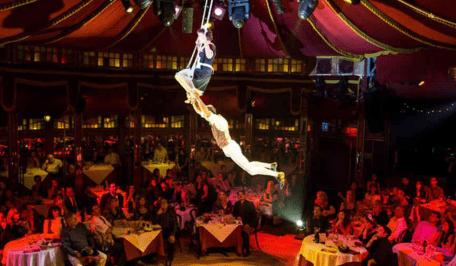 Teatro ZinZanni Circus Cabaret Show