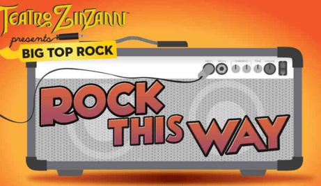 Teatro ZinZanni's Big Top RockDiscount Tickets – 50% Off! Plus Circus Cabaret Adult Show Discounts too!