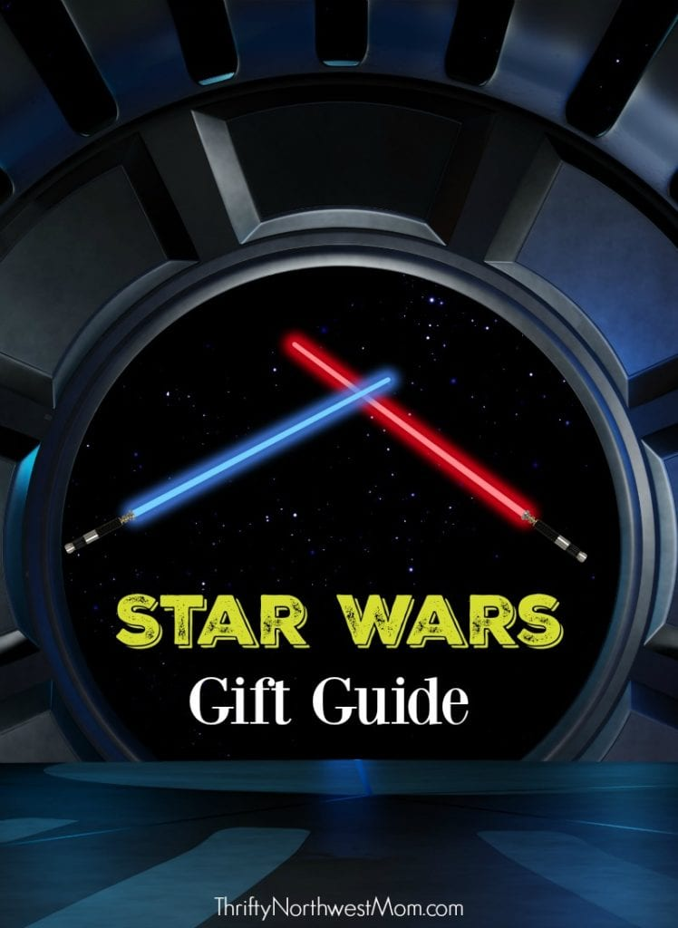 Star Wars gift guide for the ultimate Star Wars Fan