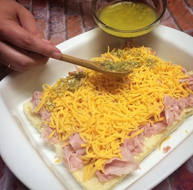 1.12 Sweet & Savory Ham Rolls PROCESS 3