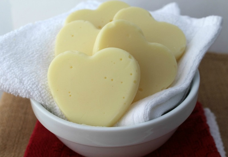 DIY Massage Bars Using Essential Oils