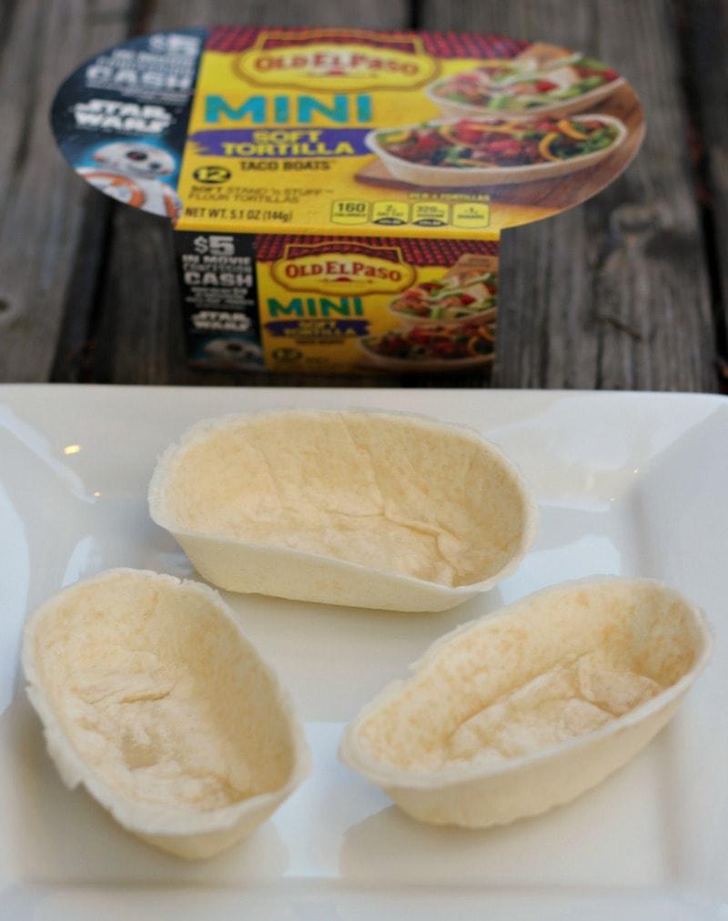 Old El Paso Mini Tortilla Bowls