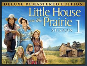 Amazon Instant Videos - Little House on the Prairie Series