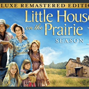 Amazon Instant Videos - Little House on the Prairie Series