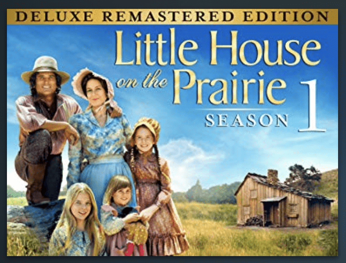 Amazon Instant Videos – Free Little House on the Prairie Complete Series & Free 30 Day Trial