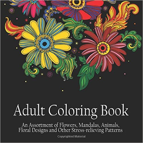 Adult Coloring Books Accessories
