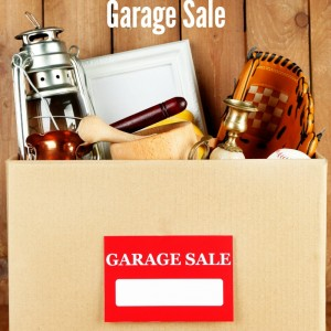 Garage Sale Pricing Guide + Tips for a Successful Garage Sale