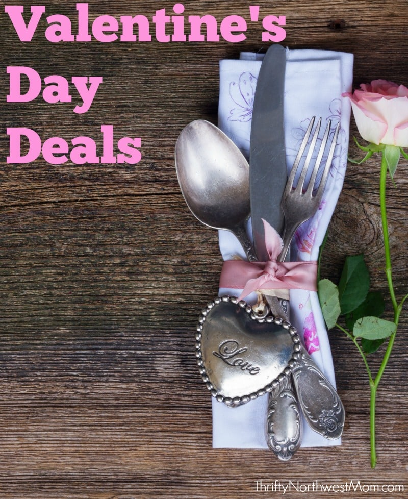 Valentine's Day Deals