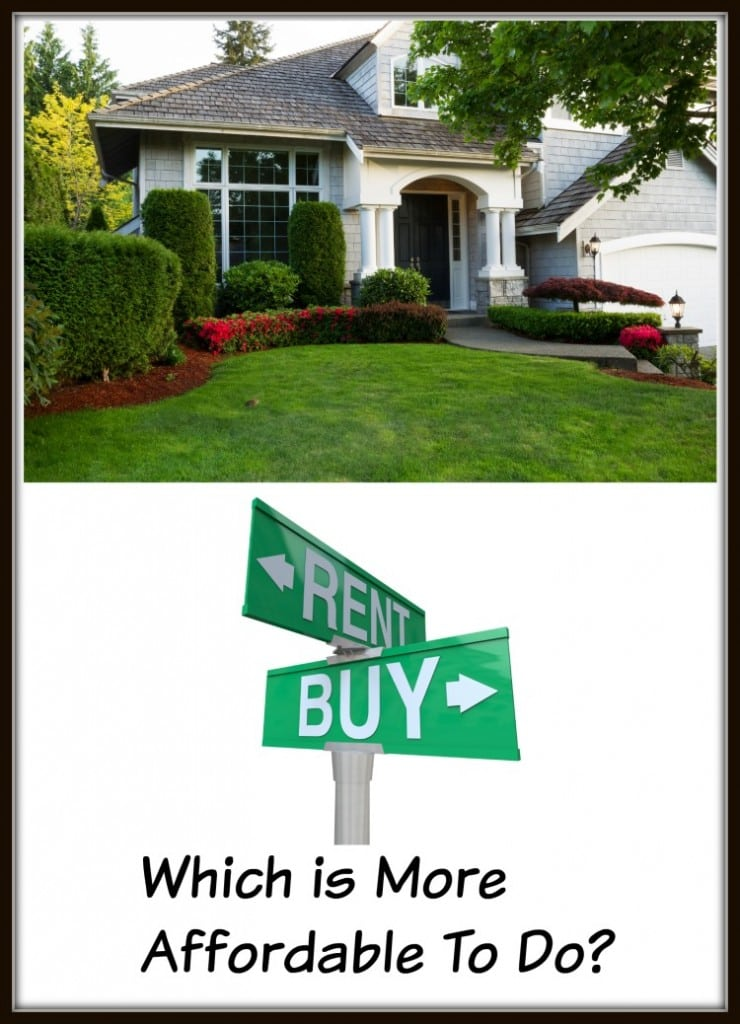 Renting Vs. Buying – What is More Affordable In Seattle and Other NW Areas?