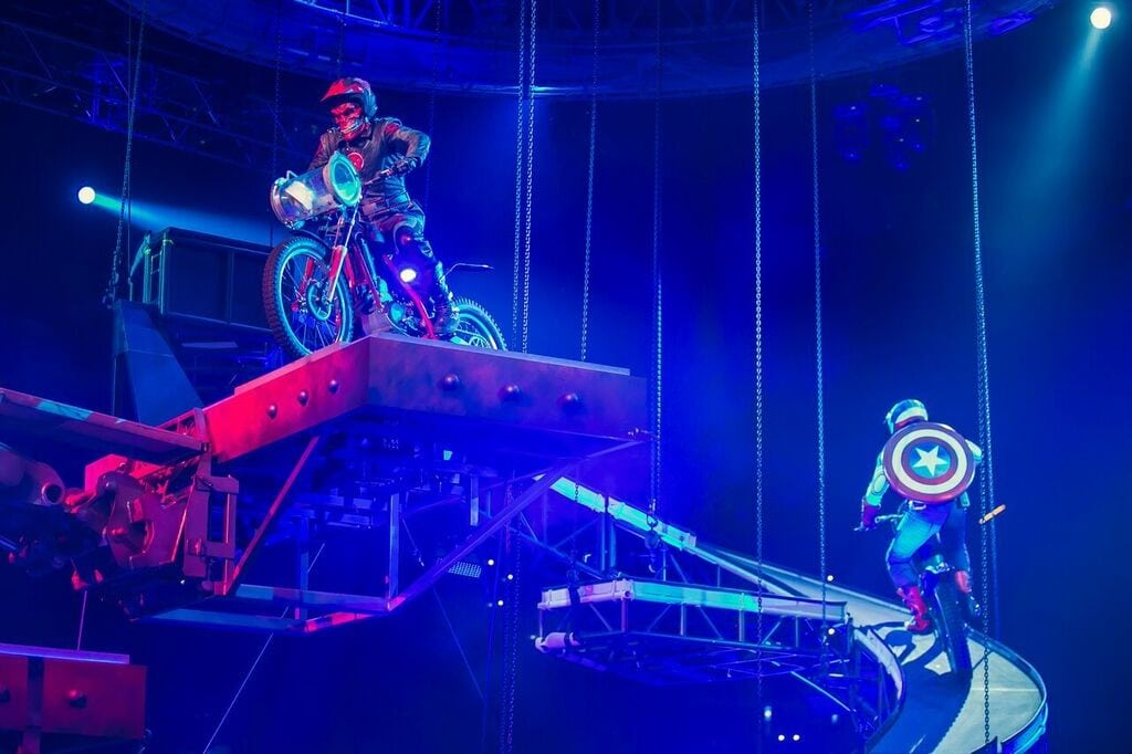 Marvel Universe Live Discount Tickets – Seattle and Tacoma WA