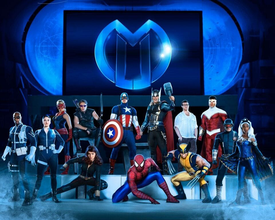 Marvel Universe Live Discount Tickets