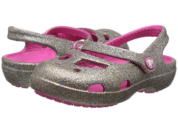 Crocs Kids Shayna Hi Glitter MJ