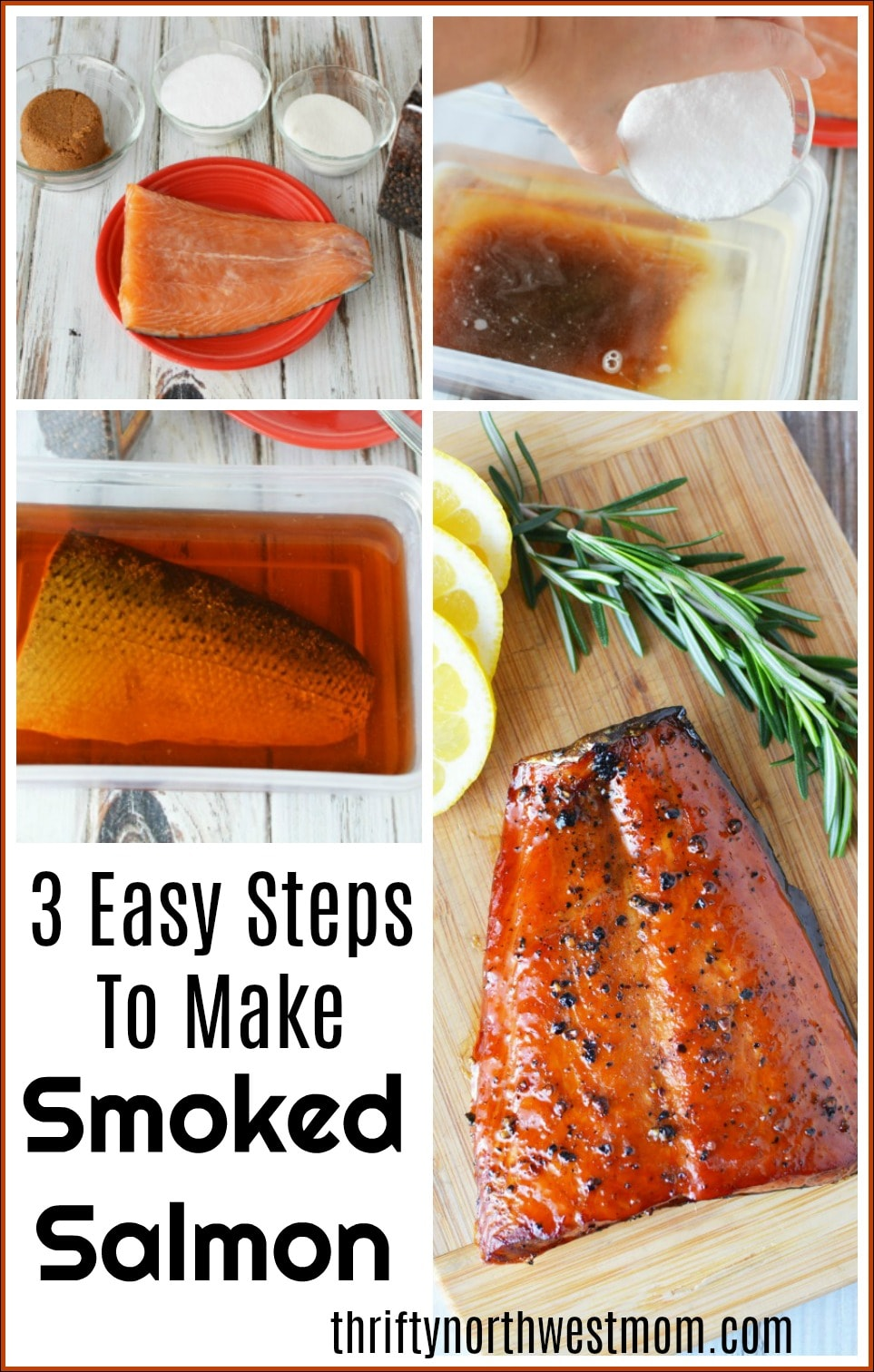 How To Make Smoked Salmon Easier Then You Think Thrifty Nw Mom