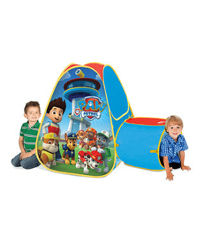 PAW Patrol Hide About Playhut
