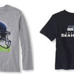 Kids Seahawks Clothing