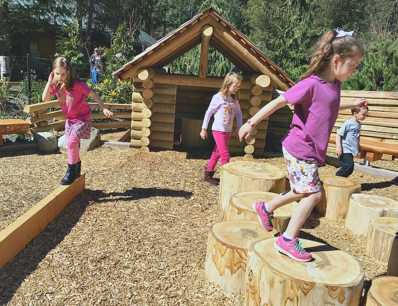 Kids Trek Toddler Area