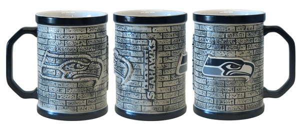 NFL Stonewall Seahawks Mugs