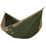 Portable Nylon Fabric Travel Camping Hammock