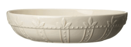 Signature Housewares Sorrento Collection Pasta Bowl