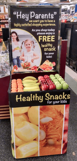 Free Fruit for Kids at Fred Meyer and QFC