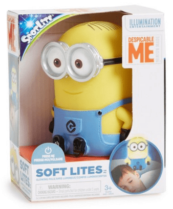 Soft Lites Despicable Me Light