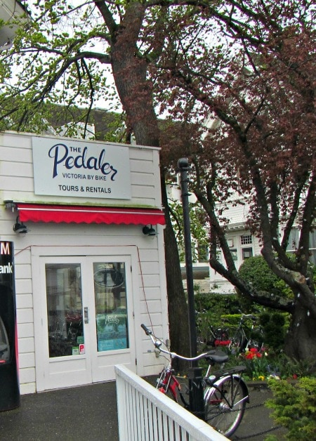 The Pedaler