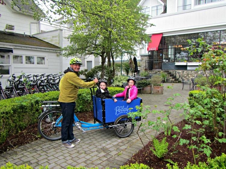 The pedaler bike tour