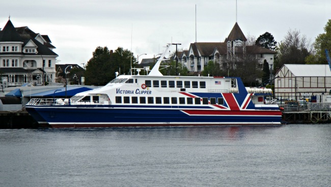 Victoria Clipper Ticket Giveaway