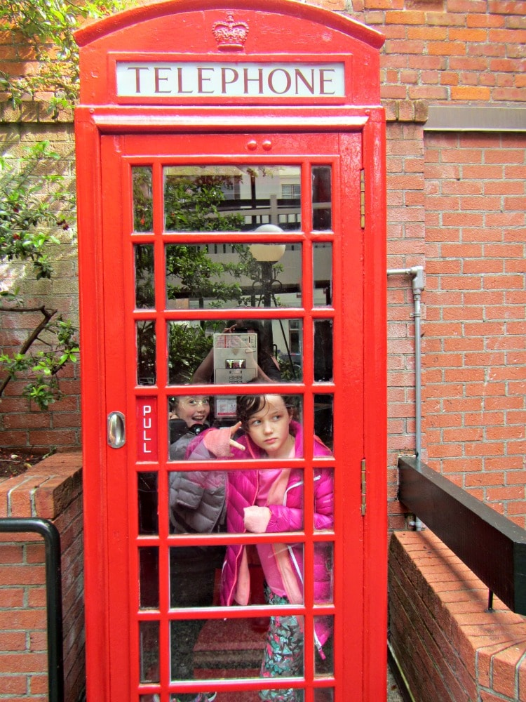 Victoria Phone Booth