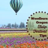 Woodburn Oregon Tulip Festival Tips