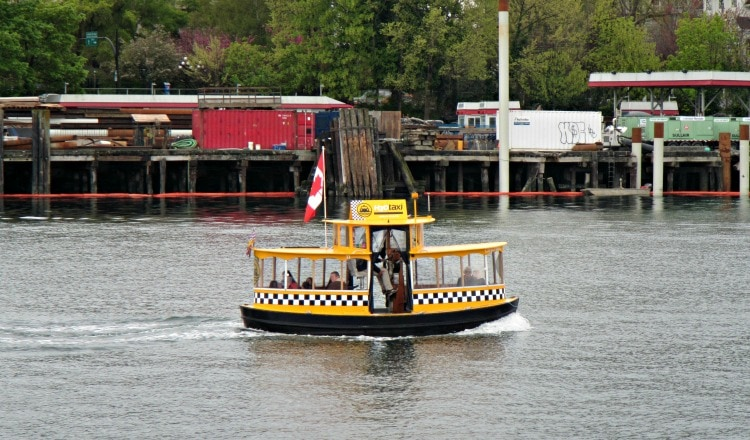 victoria water taxis