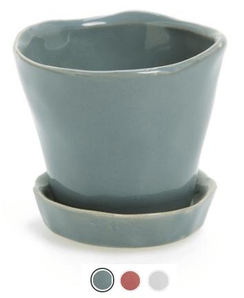 Chive Tika Ceramic Planter
