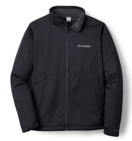 Columbia Boulder Glen Soft-Shell Jacket
