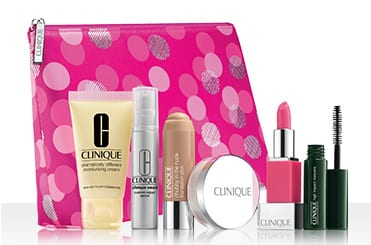 Nordstrom Free Clinique Gift with Purchase!