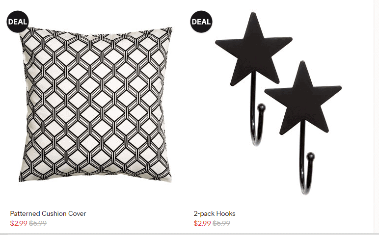 H&M Home Decor