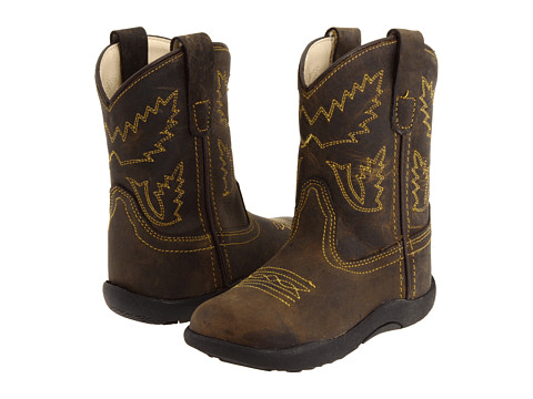 Old West Kids Boots Tubbies