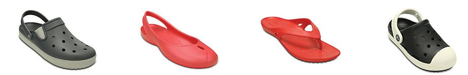 Crocs 50% off Shoes