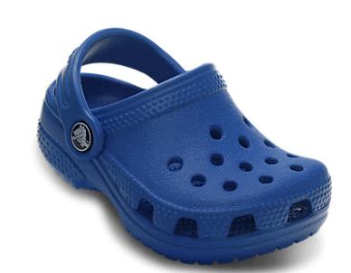 Crocs littles shoes