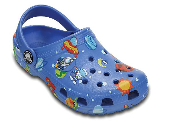 Kids Galatic clogs