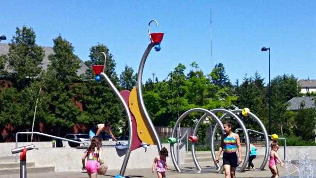 Tacoma Spray Park