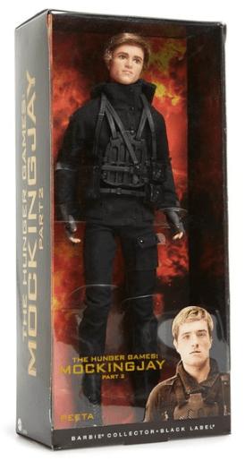 Barbie The Hunger Games Mockingjay Part 2 - Peeta Doll