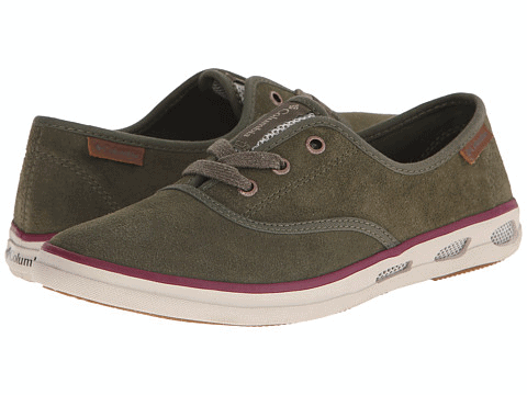 Columbia Vulc N Vent Lace Suede