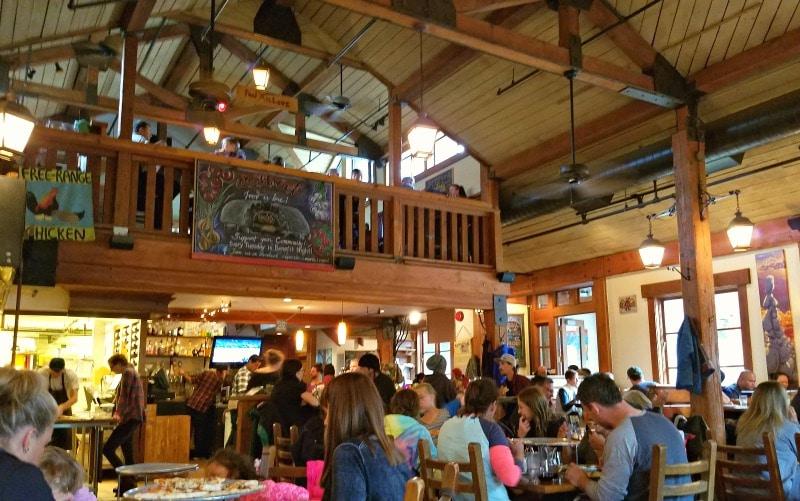 Creekbread Pizza Whistler BC