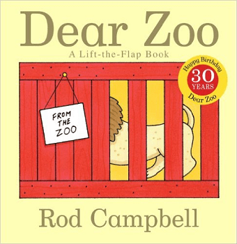 Dear Zoo A Lift-the-Flap Book