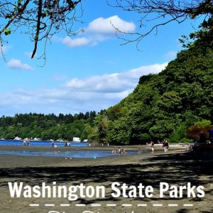 Free Washington State Park Days