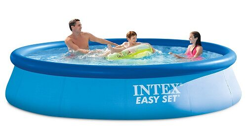 Intex Easy Set 12-Foot by 30-Inch Round Pool Set With Pump