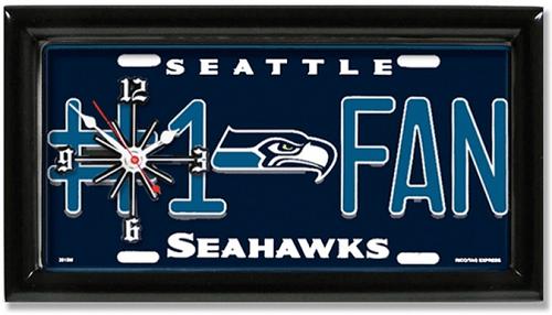 NFL #1 Fan Clocks