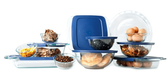 Pyrex Easy Grab 19pc Bake 'N Store Set