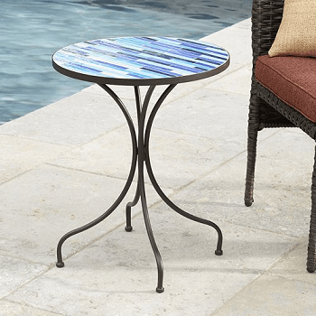 New SONOMA Goods for Life Linear Mosaic Table